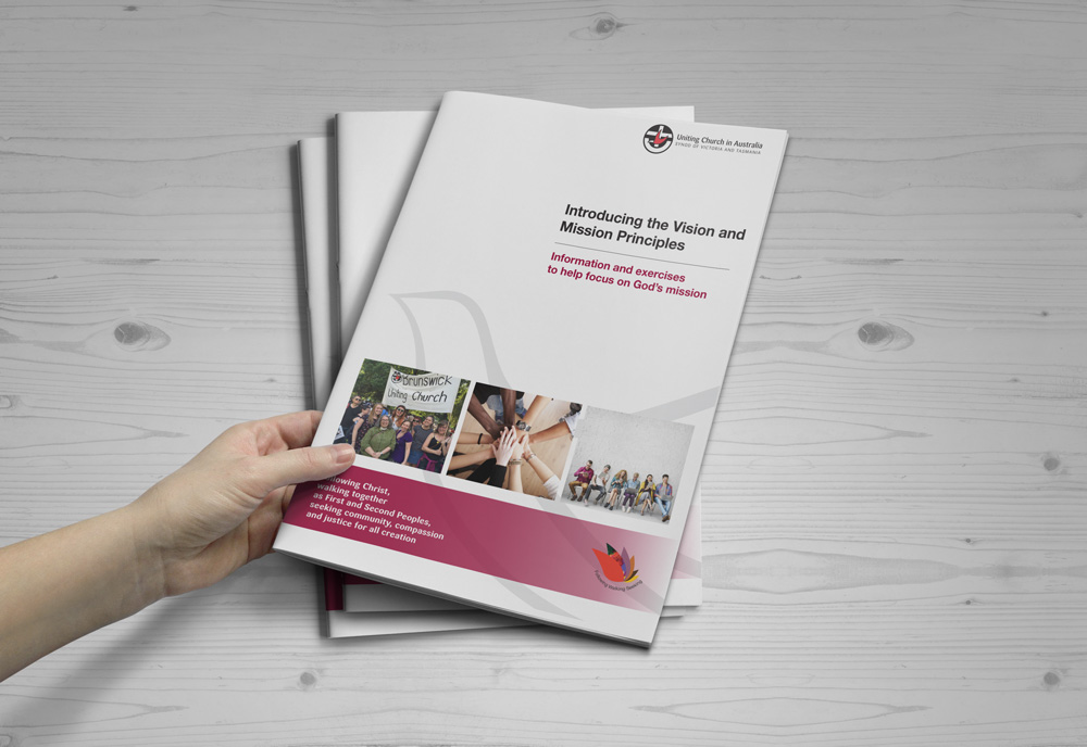 Vision and Mission Principles Booklet